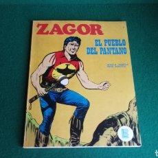 Cómics: ZAGOR BURU LAN - 1ª EDICIÓN - Nº 7 - MUY BUEN ESTADO - COMO NUEVO. Lote 221323755