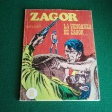 Cómics: ZAGOR BURU LAN - 1ª EDICIÓN - Nº 11 - MUY BUEN ESTADO. Lote 221323767