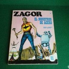 Cómics: ZAGOR BURU LAN - 1ª EDICIÓN - Nº 16 - MUY BUEN ESTADO. Lote 221323803