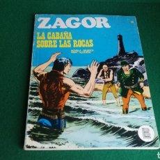 Cómics: ZAGOR BURU LAN - 1ª EDICIÓN - Nº 25 - BUEN ESTADO. Lote 221323860