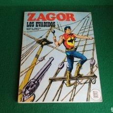 Cómics: ZAGOR BURU LAN - 1ª EDICIÓN - Nº 38. Lote 221324011