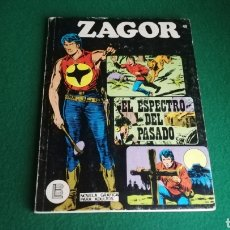 Cómics: ZAGOR BURU LAN - 1ª EDICIÓN - Nº 49 - BUENO. Lote 221324156