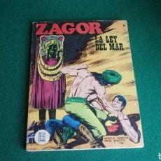 Cómics: ZAGOR BURU LAN - 1ª EDICIÓN - Nº 51 - BUEN ESTADO. Lote 221324163