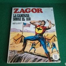 Cómics: ZAGOR BURU LAN - 1ª EDICIÓN - Nº 22 - BUEN ESTADO. Lote 221323846