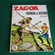 Cómics: ZAGOR BURU LAN - 1ª EDICIÓN - Nº 23 - BUEN ESTADO. Lote 221323850