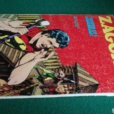 Cómics: ZAGOR BURU LAN - 1ª EDICIÓN - Nº 24 - BUEN ESTADO. Lote 221323855