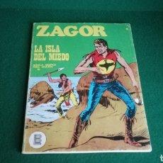 Cómics: ZAGOR BURU LAN - 1ª EDICIÓN - Nº 15 - BUEN ESTADO. Lote 221323801