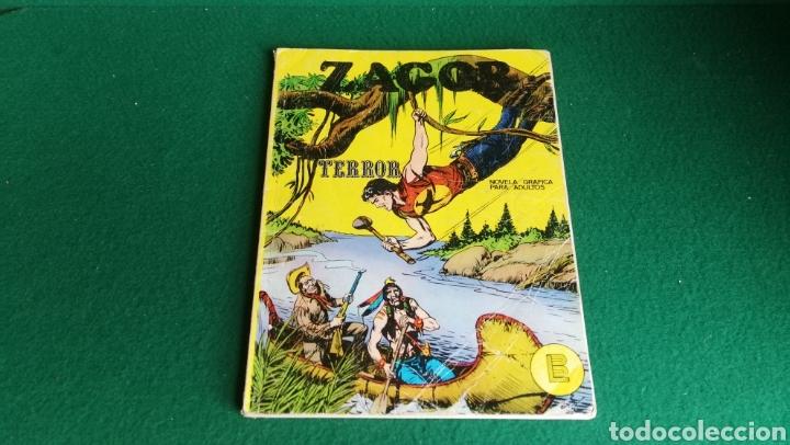 ZAGOR BURU LAN - 1ª EDICIÓN - Nº 2 (Tebeos y Comics - Buru-Lan - Zagor)