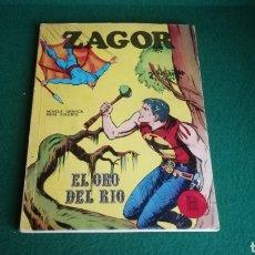 Cómics: ZAGOR BURU LAN - 1ª EDICIÓN - Nº 3 - MUY BUEN ESTADO. Lote 221323732