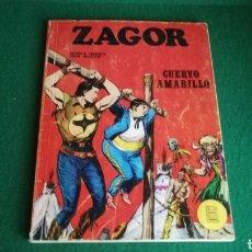 Cómics: ZAGOR BURU LAN - 1ª EDICIÓN - Nº 4 - BUEN ESTADO. Lote 221323735