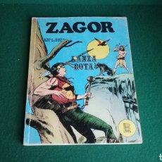 Cómics: ZAGOR BURU LAN - 1ª EDICIÓN - Nº 6 - BUEN ESTADO. Lote 221323750