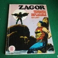 Cómics: ZAGOR BURU LAN - 1ª EDICIÓN - Nº 8 - BUEN ESTADO. Lote 221323760