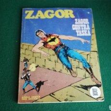 Cómics: ZAGOR BURU LAN - 1ª EDICIÓN - Nº 13 - BUEN ESTADO. Lote 221323793