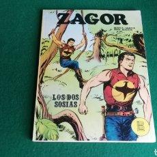 Cómics: ZAGOR BURU LAN - 1ª EDICIÓN - Nº 5 - BUEN ESTADO. Lote 221323747