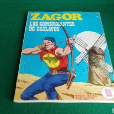 Cómics: ZAGOR BURU LAN - 1ª EDICIÓN - Nº 19. Lote 221323825