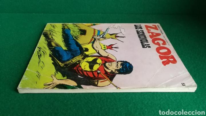 Cómics: ZAGOR BURU LAN - 1ª EDICIÓN - Nº 53 - Foto 4 - 221324186