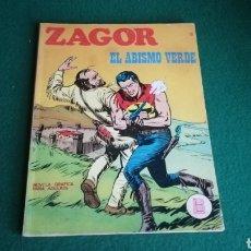 Cómics: ZAGOR BURU LAN - 1ª EDICIÓN - Nº 18 - BUEN ESTADO. Lote 221323817