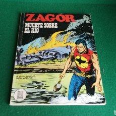 Cómics: ZAGOR BURU LAN - 1ª EDICIÓN - Nº 39 - SALDO. Lote 221324018