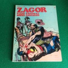 Cómics: ZAGOR BURU LAN - 1ª EDICIÓN - Nº 64 - BUEN ESTADO GENERAL. Lote 221324317