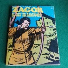 Cómics: ZAGOR BURU LAN - 1ª EDICIÓN - Nº 65. Lote 221910638