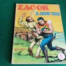 Cómics: ZAGOR BURU LAN - 1ª EDICIÓN - Nº 18 - SALDO. Lote 222085802