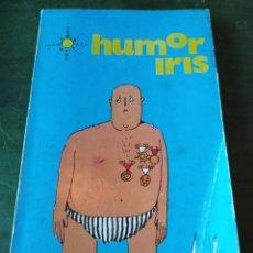 Cómics: HUMOR GRÁFICO - HUMOR IRIS 14. EDU - COMIC - BURU LAN. Lote 222196988