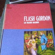 Cómics: LOTE 2 COMIC DE FLASH GORDON, LA REINA DESIRA Y KANG EL CRUEL TOMO 2 Y 3. Lote 222313532