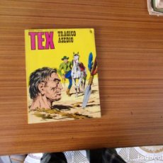 Cómics: TEX Nº 70 EDITA BURU LAN. Lote 222417265