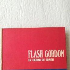 Cómics: TOMO 5 FLASH GORDON, LA TIERRA DE ZORAN, BURU LAN 1972, HEROES DEL COMIC. Lote 222556561
