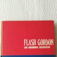 Cómics: TOMO 02 FLASH GORDON, LOS HOMBRES SELVATICOS, BURU LAN 1972, HEROES DEL COMIC. Lote 222557023