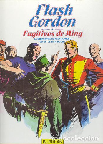 FLASH GORDON Nº 8 (Tebeos y Comics - Buru-Lan - Otros)
