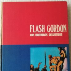 Cómics: TOMO 02 FLASH GORDON, LOS HOMBRES SELVATICOS, BURU LAN 1972, HEROES DEL COMIC. Lote 222557023