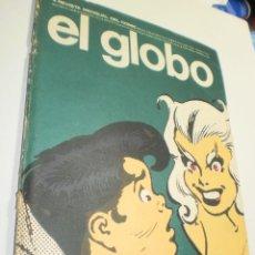 Cómics: EL GLOBO Nº 4 1973 (ESTADO NORMAL Y PARCIALMENTE DESGRAPADO DEL LOMO, LEER). Lote 222892957