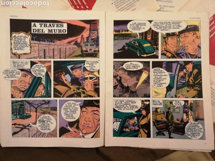 Cómics: James Bond 007. Colección agentes secretos ediccion es Buru Lan. - Foto 6 - 223015842