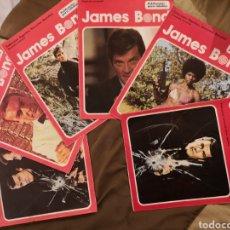 Cómics: JAMES BOND 007. COLECCIÓN AGENTES SECRETOS EDICCION ES BURU LAN.. Lote 223015842