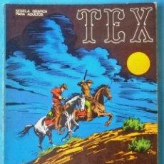 Cómics: TEX Nº 16 - LOS VIGILANTES (BURU-LAN). Lote 223604522