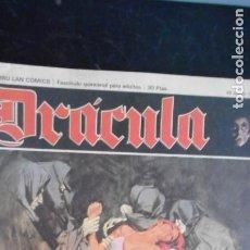 Cómics: DRÁCULA Nº 4. Lote 223641026