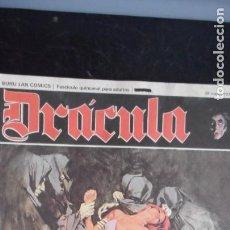 Cómics: DRÁCULA Nº 4. Lote 223641056