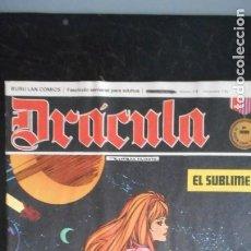Cómics: DRÁCULA Nº 4. Lote 223641270