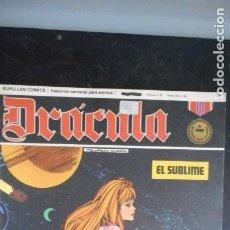 Cómics: DRÁCULA Nº 4. Lote 223641318