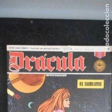 Cómics: DRÁCULA Nº 4. Lote 223641365