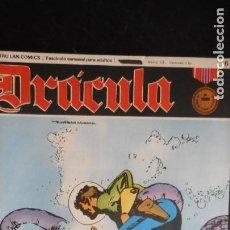 Cómics: DRÁCULA Nº 6. Lote 223641412