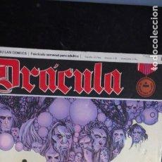 Cómics: DRÁCULA Nº 8. Lote 223641445