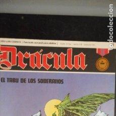 Cómics: DRÁCULA Nº 21. Lote 223641596