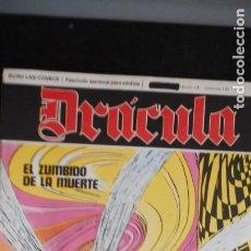 Cómics: DRÁCULA Nº 40. Lote 223641736