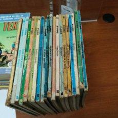 Cómics: TEX - BURULAN - 1970 - 20 EJEMPLARES SUELTOS - ESTADO MITAD USADOS, MITAD BUENO - NO SE VENDEN SUELT. Lote 223658978