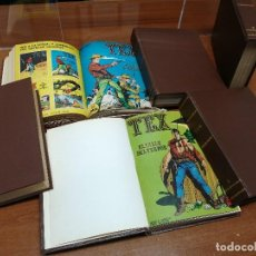Cómics: TEX - BURULAN - 1970 - 80 EJEMPLARES - ESTAN LA MAYORIA DE LOS NUMEROS ALTOS - NO SE VENDEN SUELTOS. Lote 223659506