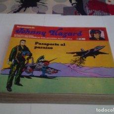 Cómics: JOHNNY HAZARD - ANTOLOGIA DEL COMIC BURU LAN - COMPLETA - 11 NUMEROS - BUEN ESTADO - CJ 31. Lote 223662266