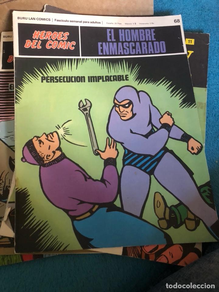 Cómics: Lote de cómics héroes del cómic - Foto 2 - 223686913