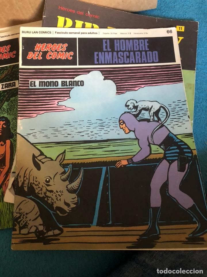 Cómics: Lote de cómics héroes del cómic - Foto 3 - 223686913